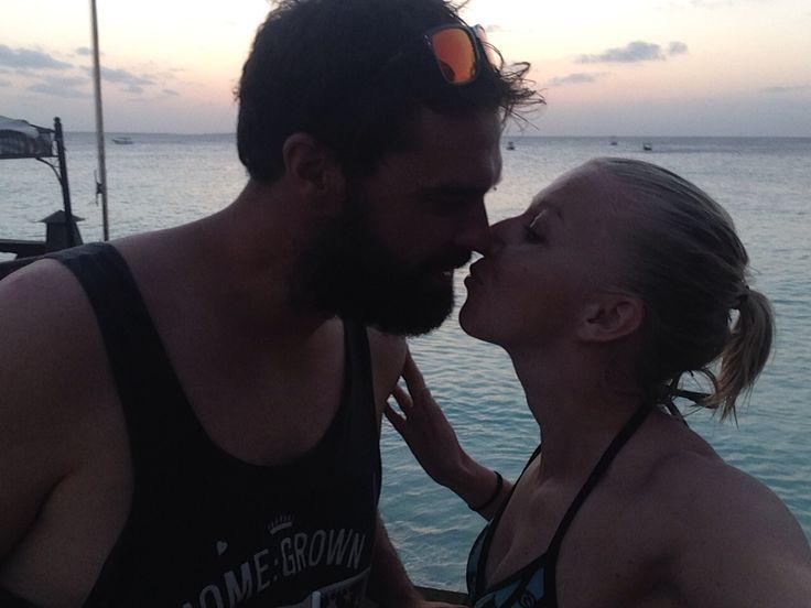 Love in Zanzibar! Http://crossthatbox.com