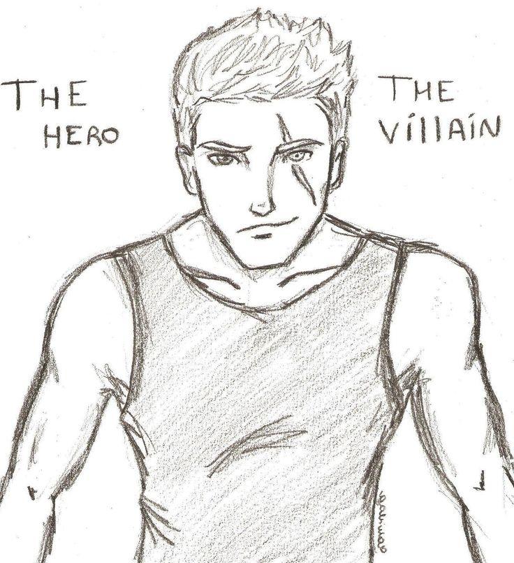 The Hero by whenpopsucks.deviantart.com on @deviantART