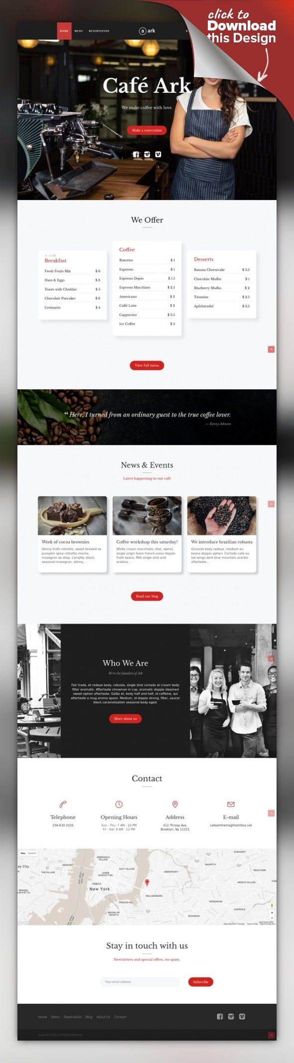 The Ark | WordPress Theme made for Freelancers agency, blog, business, clean, corporate, creative, magazine, multipurpose, one page, page builder, parallax, photography, portfolio, responsive, woocommerce Agencies, Barbers, Gym, Fitness, Restaurants, Cafe, Church, Photography and Photographers, Bistro, Construction, Parallax Effects, Movies, Videos, Woo Commerce stores, Fashion, Blogs, Portfolio, Actors, Dentist, Law, Lawyers, Me...