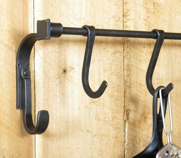 Craftsman Pot Rack