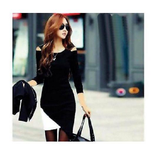 Japon Style Bayan Elbise Japon Style Bayan Elbise ile şıklığınıza şıklık katın! İster gündüz, ister esnek yapısı sayesinde hem rahat hem de çok şık, siyah beyaz ve omuz detayı ile gözler üzerinizde olacak. Ürün Özellikleri: S-M standart bedendir. Esnek yapıya sahiptir. Türkiye'de üretilmiştir. Paket İçeriği: 1 Adet Japon Style Bayan Elbise