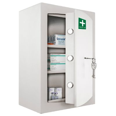 Securikey Medicine Cabinet   Controlled Drugs High Security Cabinet For The  Safe Keeping Of Controlled Drugs/ Medicines Supplied With Two Adjustable  Shelves ...
