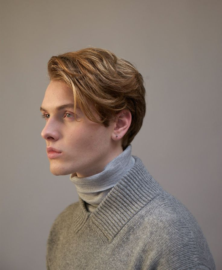 Jack Connolly for ESK Cashmere FW15 | ph. Julian Anderson