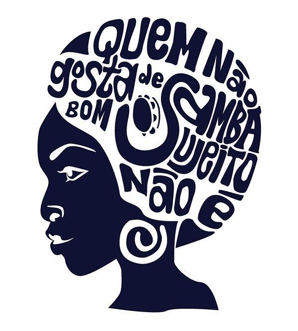 """Samba da Minha Terra - Alcione ( Composição: Dorival Caymmi) - """"Quem não gosta de samba, bom sujeito não é"""""""