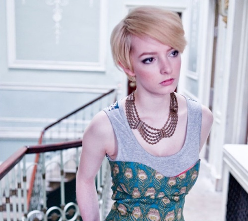 Dakota Blue Richards one of the awesome skin characters. Girl got style.
