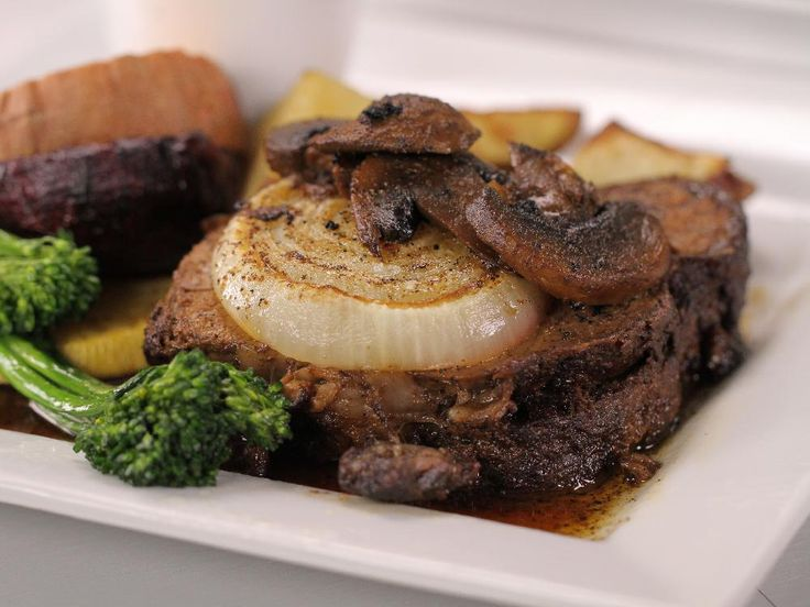 The Saturday Beef Tenderloin from Priddis View & Brew will be featured on the new season of You Gotta Eat Here.
