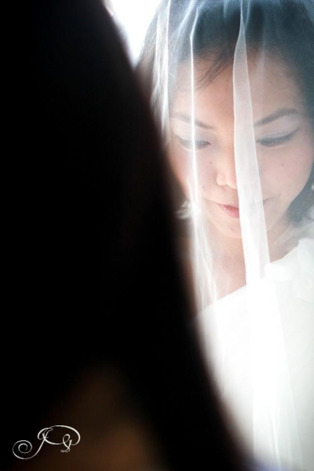 Beauty of Bride in #BaliWeddingPhotography