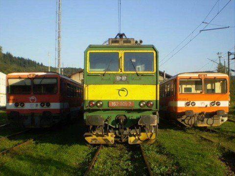 ZSSK Brothers - Hlásenie vlaku - YouTube