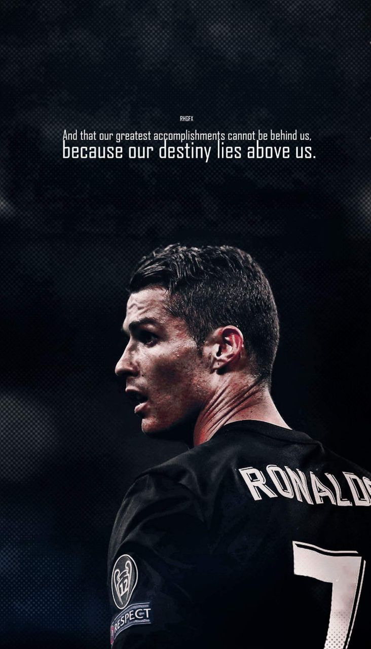 Soccer Quotes Iphone Wallpapers Living Legend Ronaldo Cristiano Ronaldo Cristiano