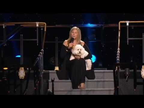 Barbra Streisand - Don't Rain On My Parade (Reprise) HQ - Live 2006