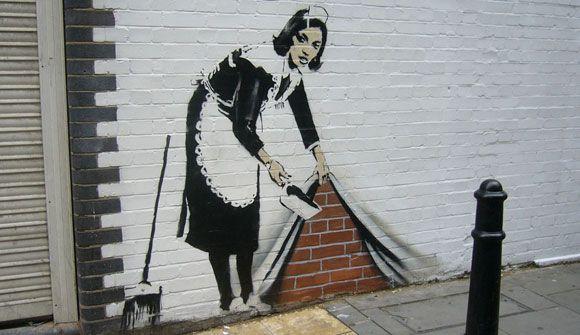 Banksy - UK