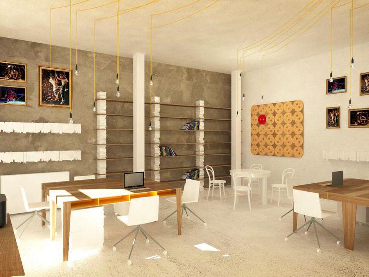 Návrh interiéru pro Jatka 78
