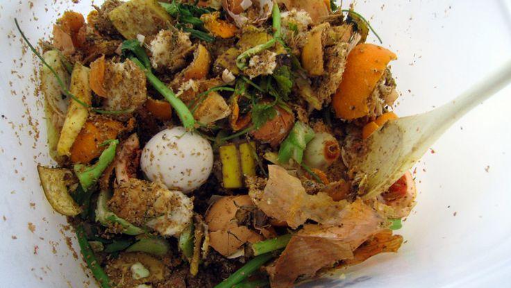 Bokashi - kompostering ved fermentering