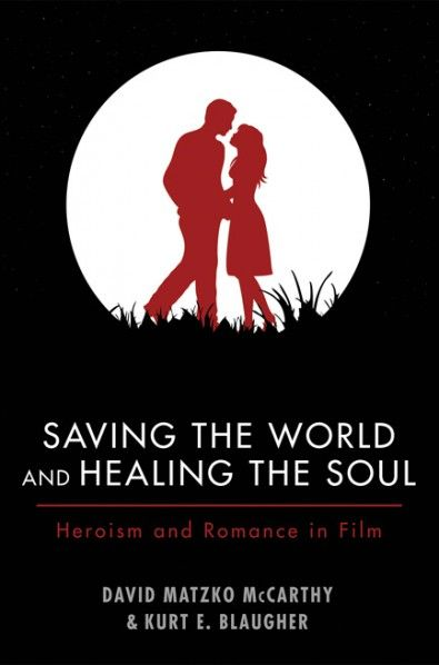 Saving the World and Healing the Soul (Heroism and Romance in Film; BY David Matzko McCarthy, Kurt E. Blaugher; Imprint: Cascade Books). This book treats the heroic and redemptive trials of Jason Bourne, Bruce Wayne, Bella Swan, and Katniss Everdeen. The Bourne films, Christopher Nolan's Batman trilogy, the Twilight saga, and the Hunger Games series offer us stories to live into, to make connection between our personal loves and trials and a good order of the world.