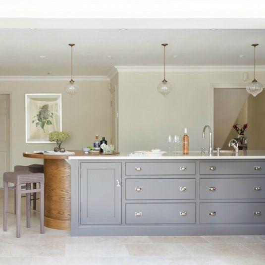 Luxury Bespoke Kitchen - Hadley Wood - Humphrey Munson