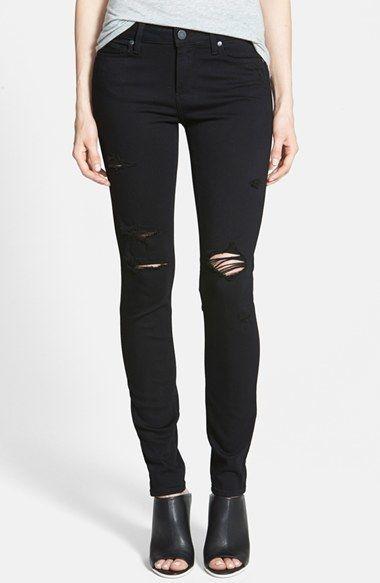 Women's Paige 'Transcend - Verdugo' Ultra Skinny Jeans