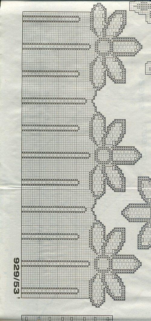 arquivo dos lbuns gordijn patronen gehaakte gordijnen filet crochet gehaakt kant doilies