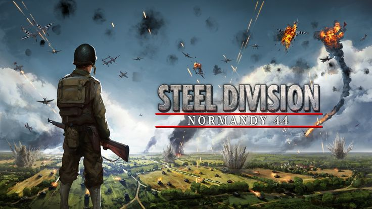 Paradox Interactive to Publish Steel Division: Normandy 44 - http://techraptor.net/content/paradox-interactive-publish-steel-division-normandy-44   Gaming, Gaming News