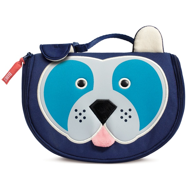 BUILT Buddies Doggy Lunch Bag. How cute! They are PVC and BPA free so your kids can nosh stylishly and safely! #Kids #BackToSchool #Built #LunchBags