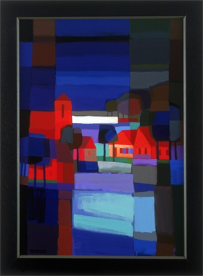 Ton Schulten | His Work | Landscapes