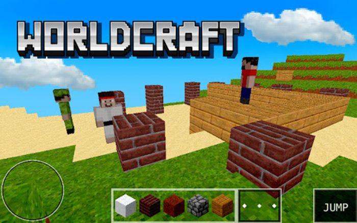Gratis juego de Worldcraft en línea es capaz de soportar el mundo creativo que se crea por sí mismo | Jugar Minecraft Online