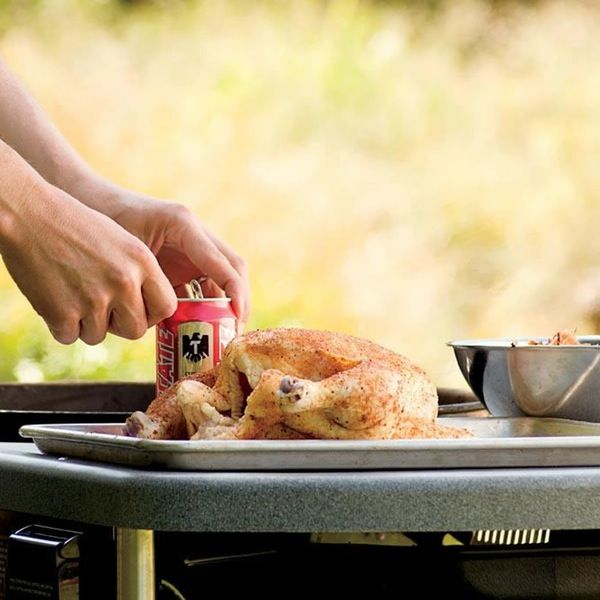 Grill Skills - Smoking Beer Can Chicken | Weber.com