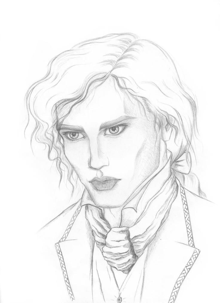 Картинки вампиров нарисовать
