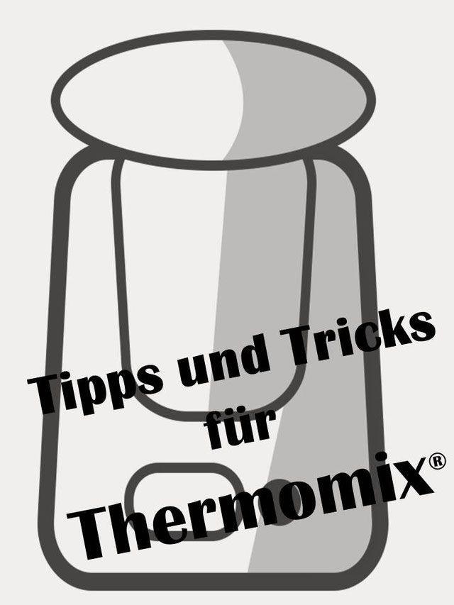 Tipps und Tricks für den Umgang mit dem Thermomix - spülen, trocknen etc.