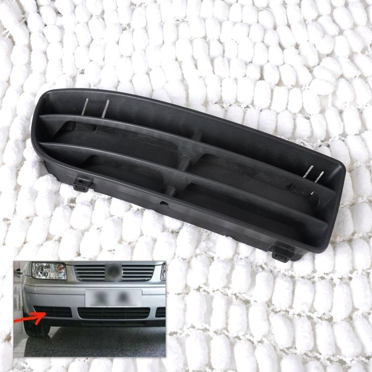 beler Front Right Bumper Lower Grille Cover for VW Jetta Bora MK4 TDI 1999 2000 2001 2002 2003 2004 1J5853666C 1J5 853 666 C