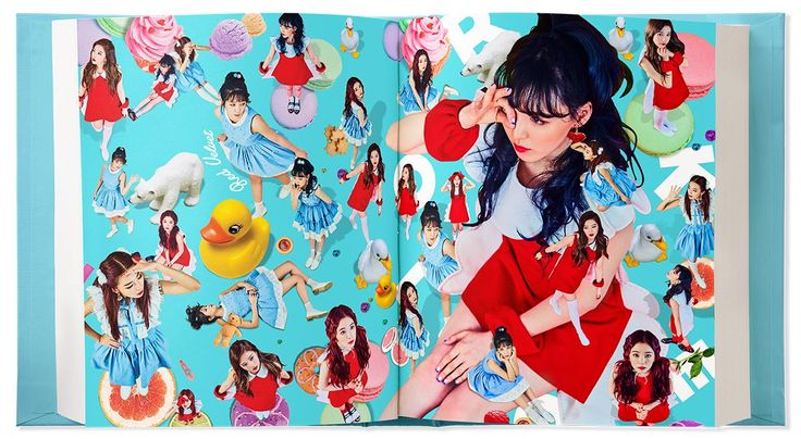 Red Velvet has released more teaser images for their comeback.Continuing the theme from yesterday, their official website was updated with m…