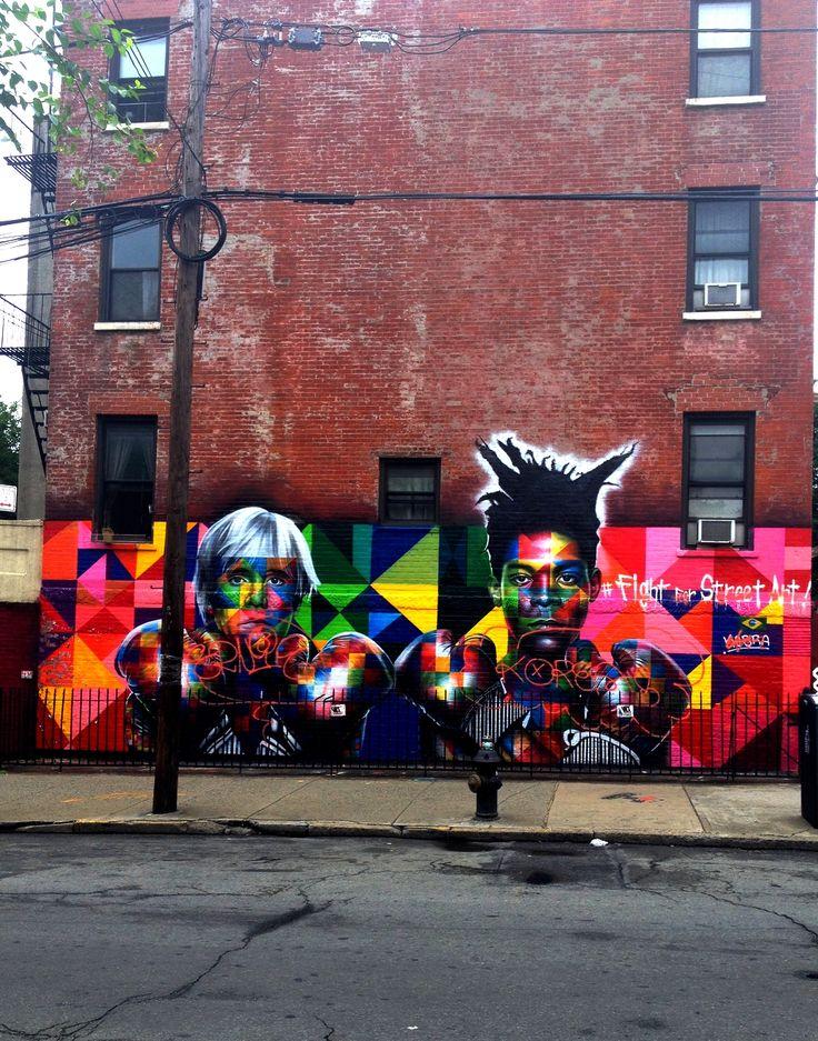 """""""Fight for street art!"""""""