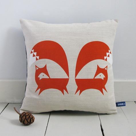 cojin fox