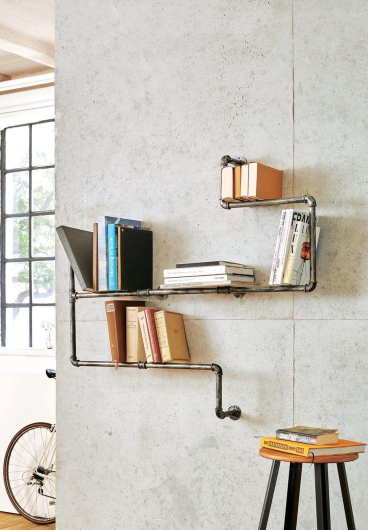 b cher wandregal catlitterplus. Black Bedroom Furniture Sets. Home Design Ideas