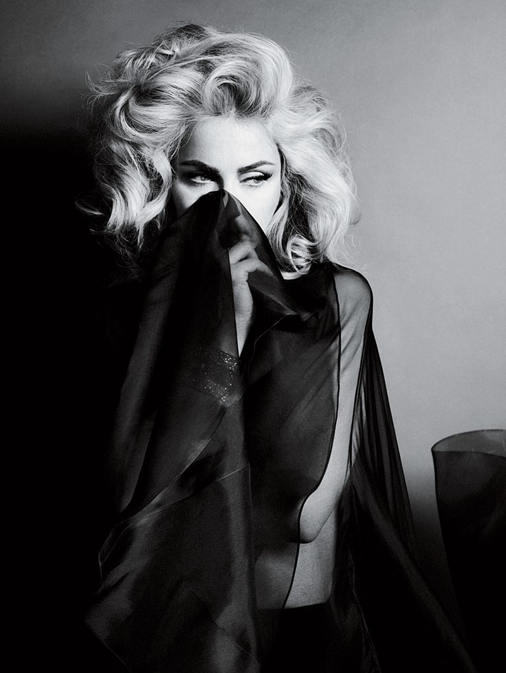 2010: Madonna, Interview magazine. One of the Queen of pop's best photoshoots.
