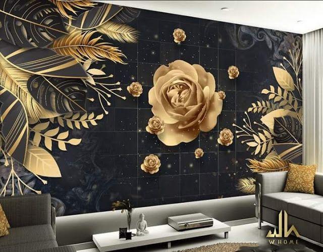 ورق جدران ثلاثي الابعاد 3d Wallpaper Iphone Home Decor Decals Art