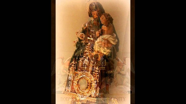 Discover or Rediscover the POWER of Holy Hour