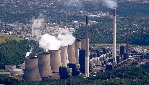 Erderwärmung und ansteigende Meeresspiegel als Ausmaß der Klimaveränderung