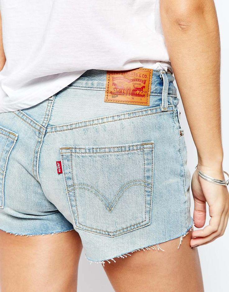 Immagine 3 di Levi's - 501 Remote Coast - Pantaloncini di jeans
