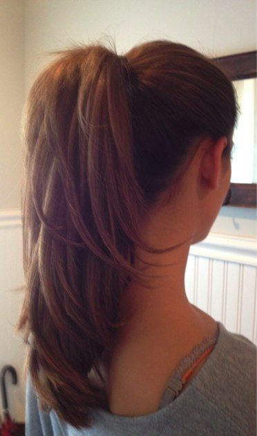 Try This at Home: A Cuter Ponytail .Makeup.com