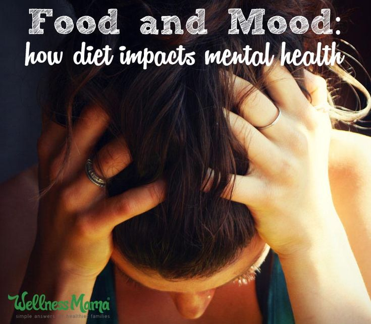 Can Your Food Affect Mental Health? For more lifestyle inspo, follow https://www.pinterest.com/belfin/ #fitness #health