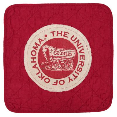 Great Finds University of Oklahoma Placemat