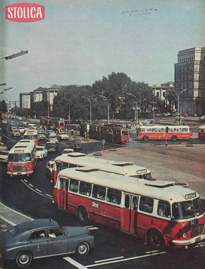 Al. Jerozolimskie, 1967