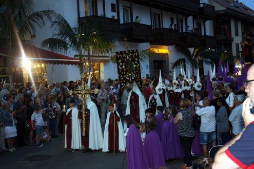 Resultado de imagen de Semana Santa en Puerto de la Cruz
