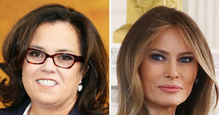 Rosie O'Donnell advised Melania Trump on Wednesday, March 29, to take her son, Barron, and 'flee' husband President Donald Trump — details