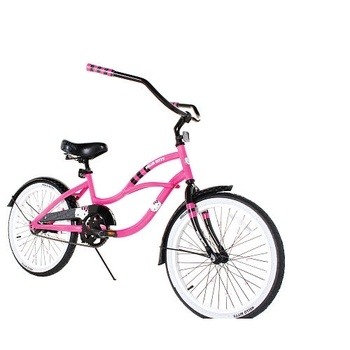 Dynacraft 20 inch Girls Cruiser Bike - Hello Kitty in Great Big ToysRUs Play Book from ToysRUs on shop.CatalogSpree.com, my personal digital mall.