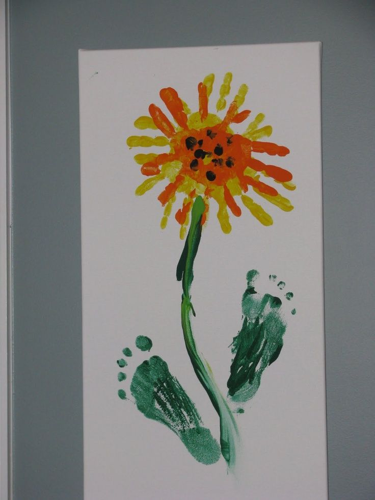 175 Best Kid Friendly Handprint Crafts Images On