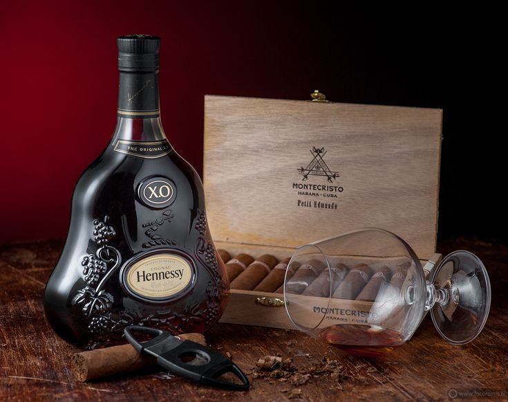 "Hennessy XO ""The Original"""