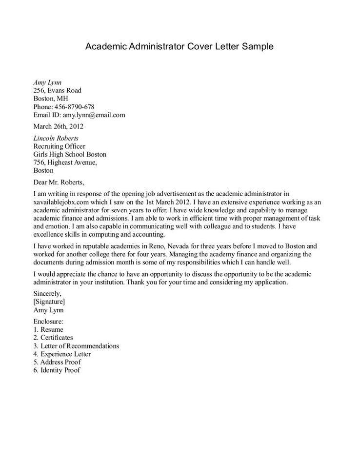 Best 25+ Academic reference letter ideas on Pinterest | Graduate ...