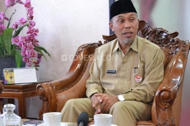 Mahyeldi Penyelenggaraan PIOMFest Dapat Kembalikan Sejarah Kota Padang