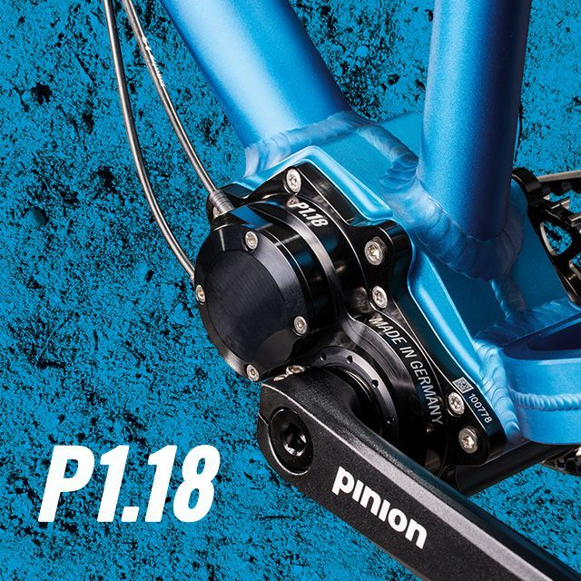 P1.18 Getriebe | PINION | DRIVE TECHNOLOGY |